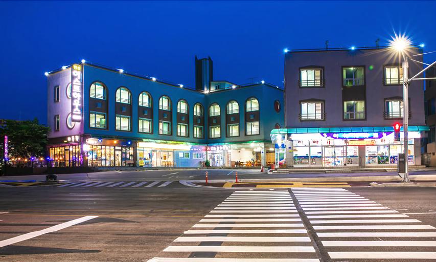 Mangsang East House, Donghae