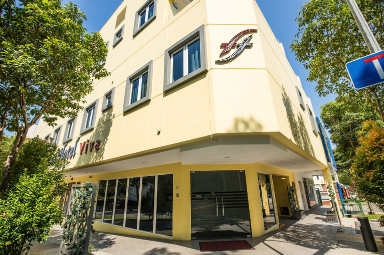 Fragrance Hotel - Viva (SG Clean Certified, Staycation Approved), Singapura