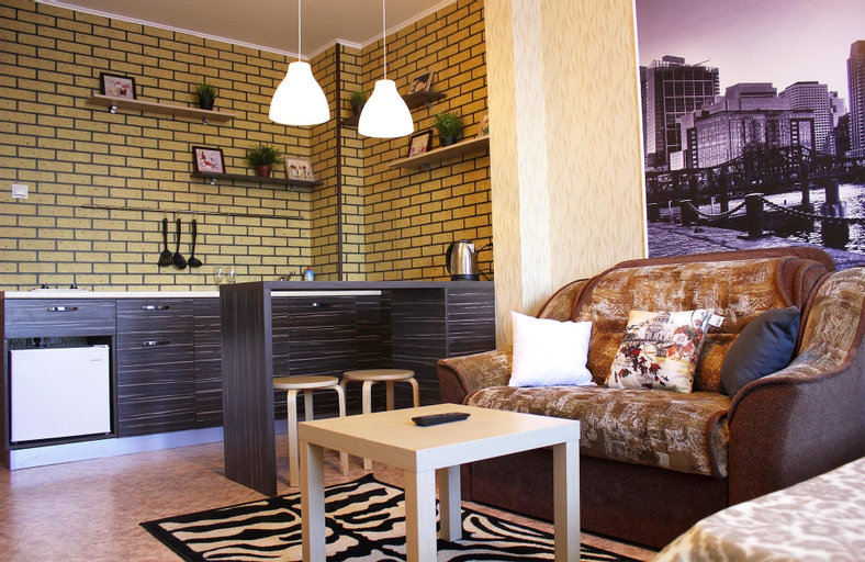 Dobrye Sutki Apartment on Sovetskaya 189-1, Biyskiy rayon
