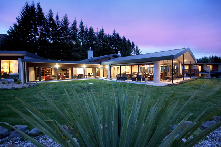 Braemar Lodge And Spa, Hurunui
