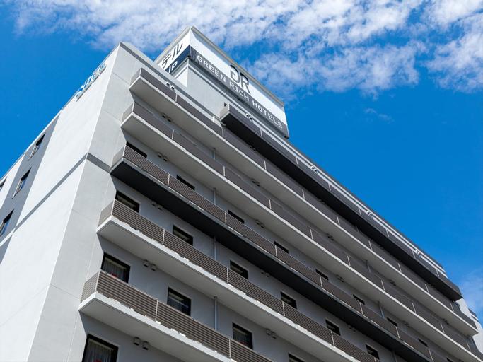 Green Rich Hotel Tottori Ekimae, Tottori