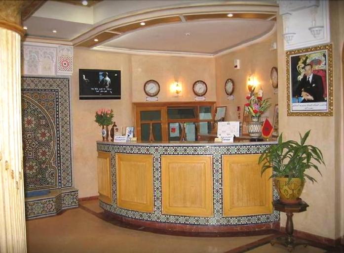 Hotel Maamoura, Casablanca