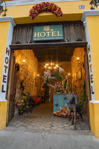 HOTEL GRAN PLAZA EUROMAYA, Antigua Guatemala