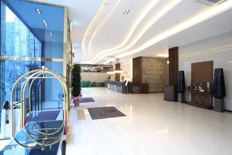 Benikea Premier Hotel Bernoui, Guro