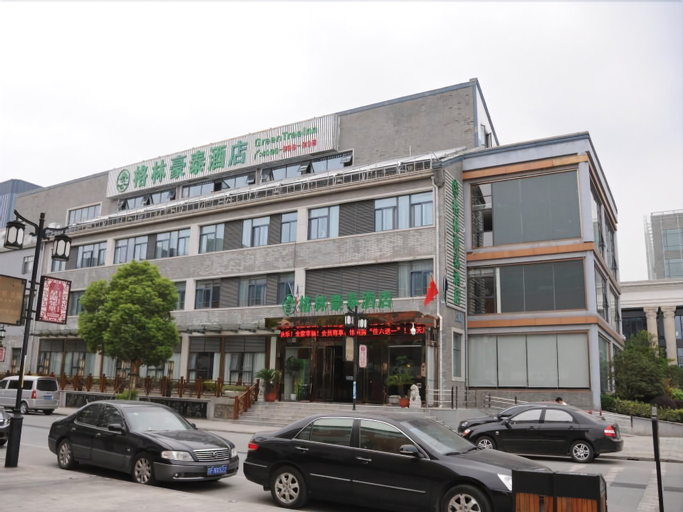 GreenTree Inn Nantong Development District Xinghu 101 Busniess Hotel, Nantong