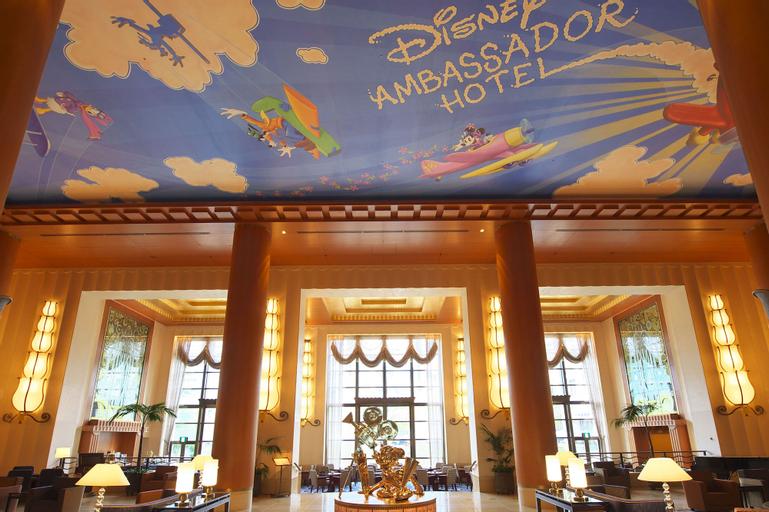Disney Ambassador Hotel, Edogawa