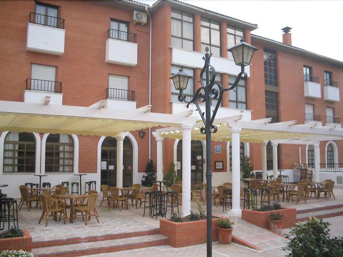 Hotel Dracos, Ávila