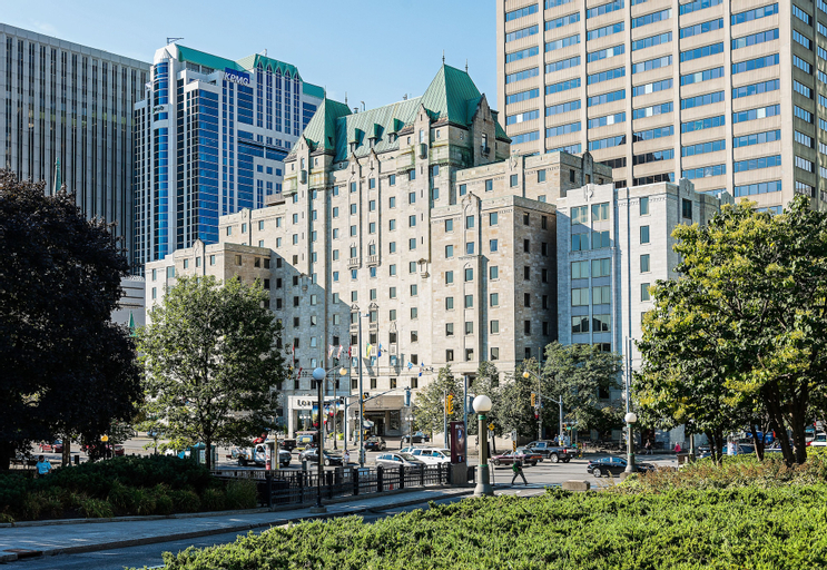 Lord Elgin Hotel, Ottawa