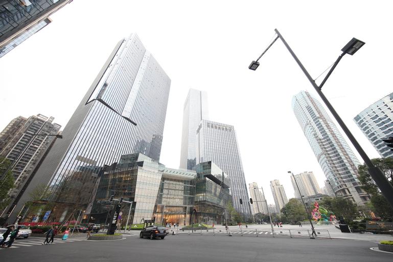 HeeFun Apartment Hotel GZ Poly D Plaza, Guangzhou
