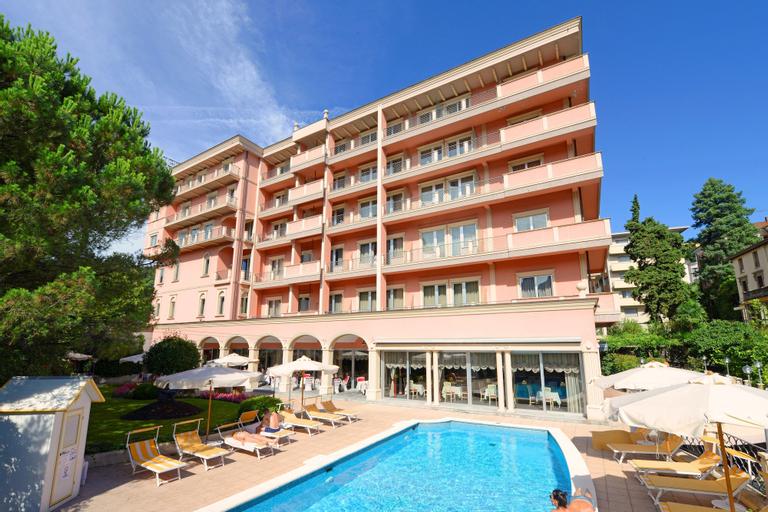 Hotel De La Paix, Lugano