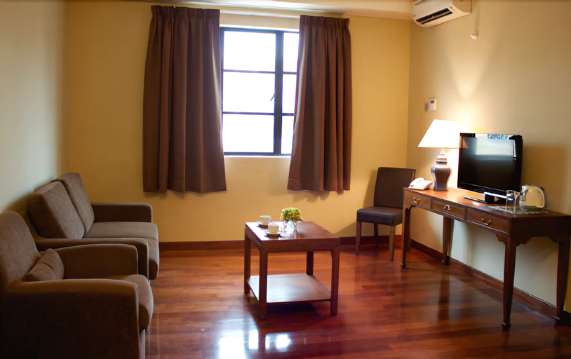 Roof Garden Hotel, Kuala Lumpur