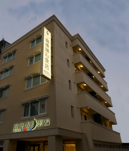 Hotel Color, New Taipei City