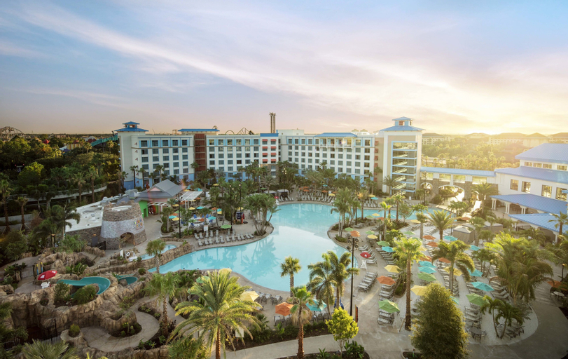 Universal's Loews Sapphire Falls Resort, Orange