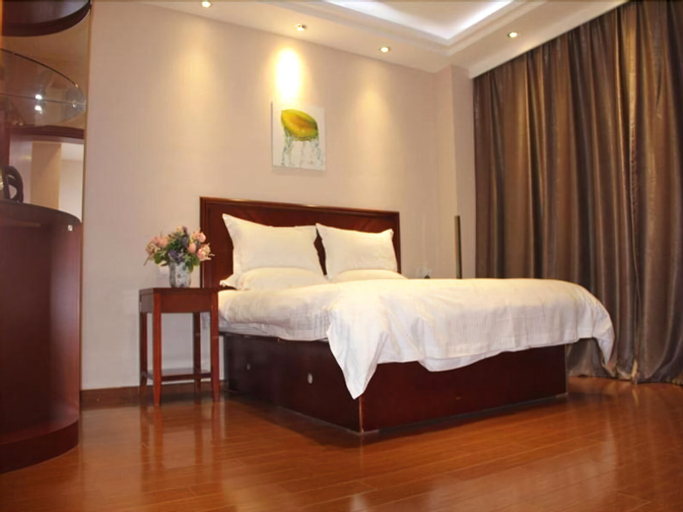 GreenTree Inn Nantong Rugao Port Bus Station Business Hotel, Nantong