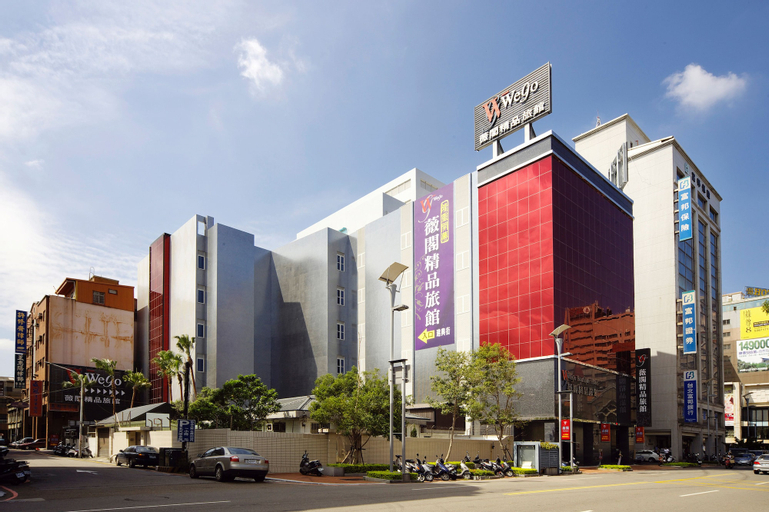 Wego Boutique Hotel-Hsinchu, Hsinchu City