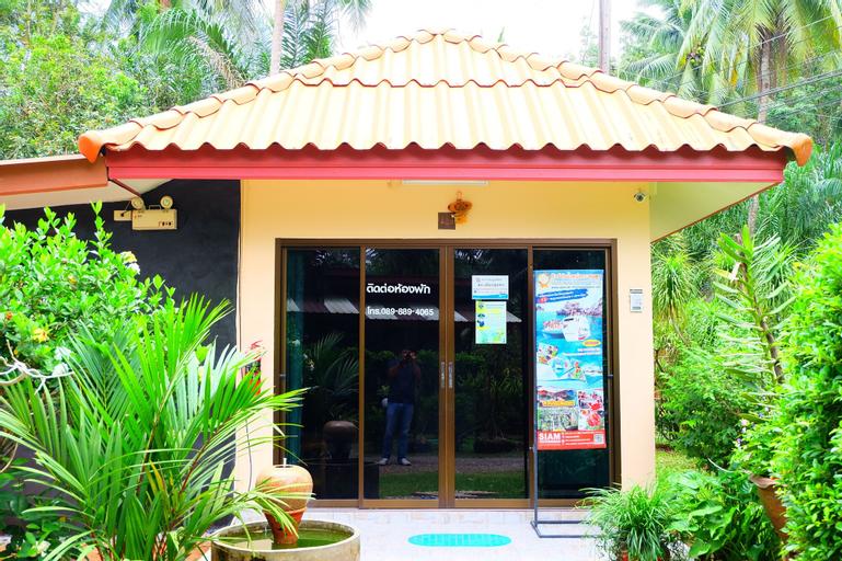 Ban Ninginn Resort, Muang Chumphon