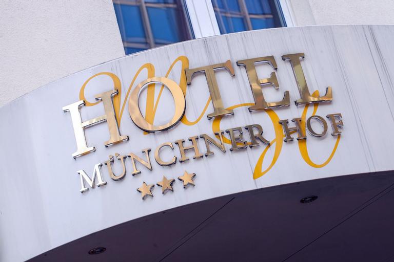 Hotel Münchner Hof, Frankfurt am Main