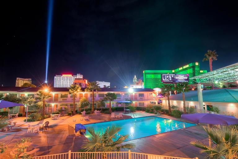 Motel 6 Las Vegas - Tropicana, Clark
