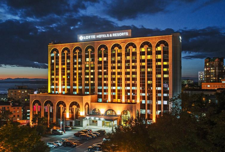 Lotte Hotel Vladivostok, Vladivostok gorsovet