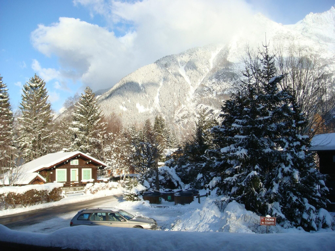 Chalet With 3 Bedrooms in Chamonix-mont-blanc, With Wonderful Mountain, Haute-Savoie