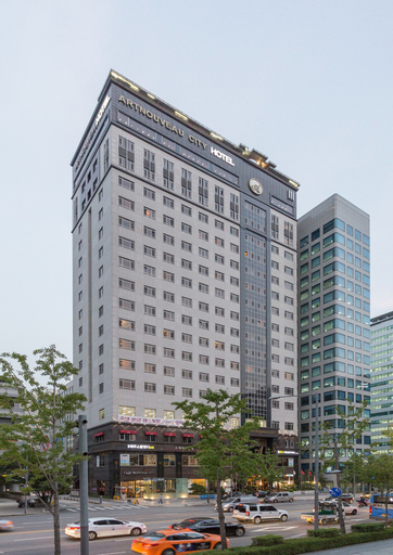 Yeoksam Artnouveau Hotel, Gangnam