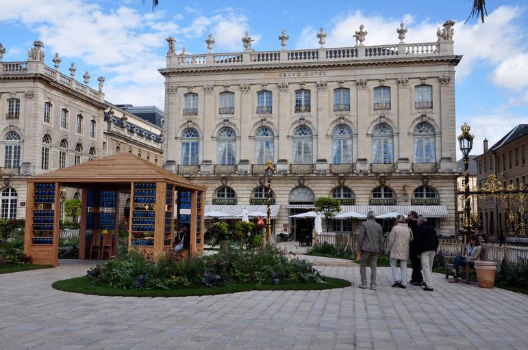 Grand Hotel de la Reine, Meurthe-et-Moselle