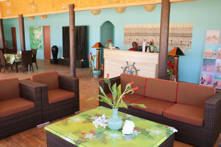 Fiji Fantasy Hotel, Ba