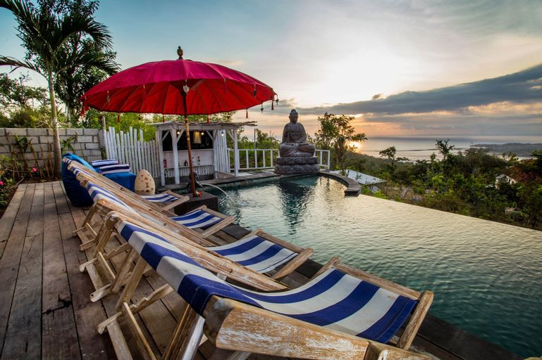 The Puncak Sunset Ceningan Villa, Klungkung