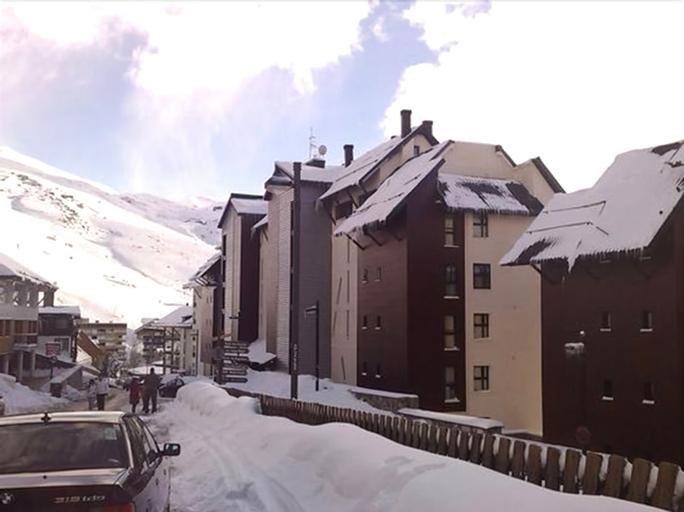Apartamentos Monte Oiz ASN, Granada