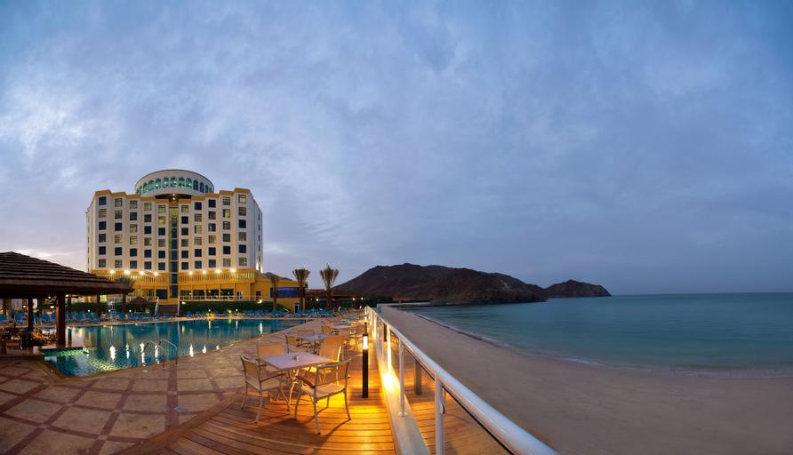 Oceanic Khorfakkan Resort And Spa,