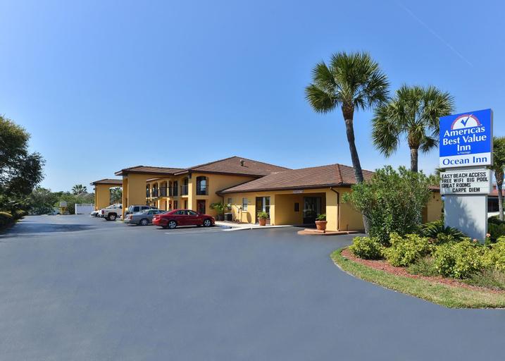 Americas Best Value Inn Ocean Inn, Saint Johns