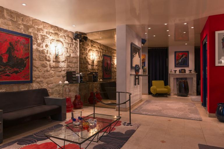Hôtel Danemark, Paris
