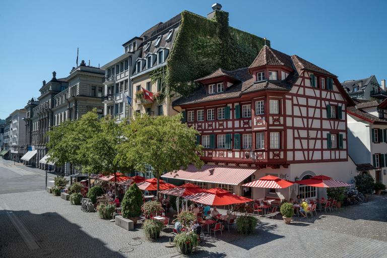Hotel Rebstock Luzern, Luzern