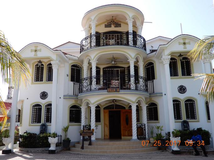 Hôtel Villa Lamarre, Saint-Marc