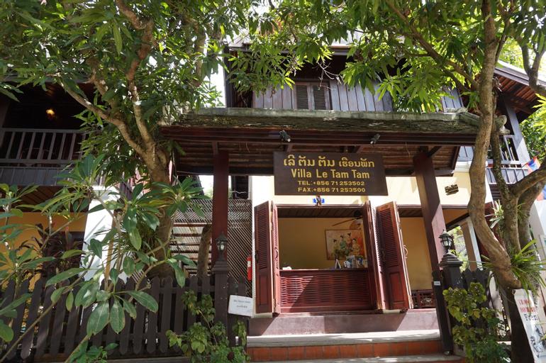 Villa Le Tam Tam Boutique Hotel, Louangphrabang