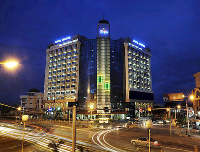 Hotel Yangon, Yangon-W