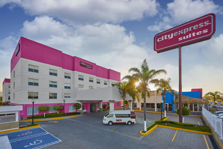 City Express Suites San Luis Potosí, San Luis Potosí
