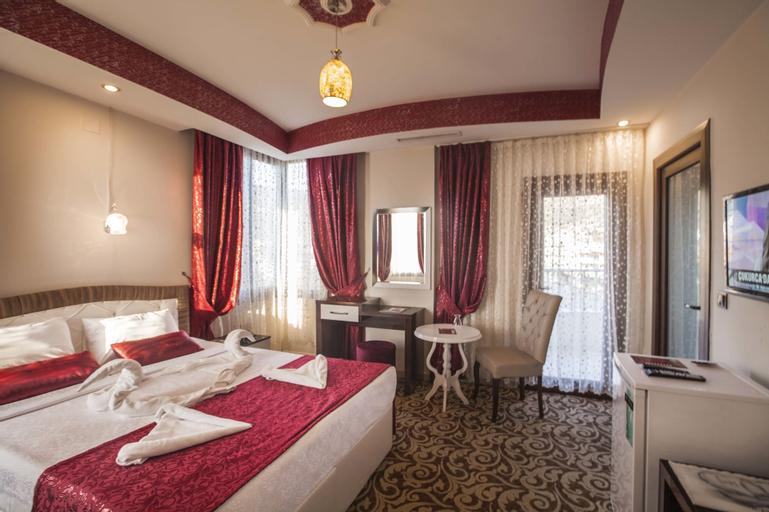 Zeyn Hotel, Merkez