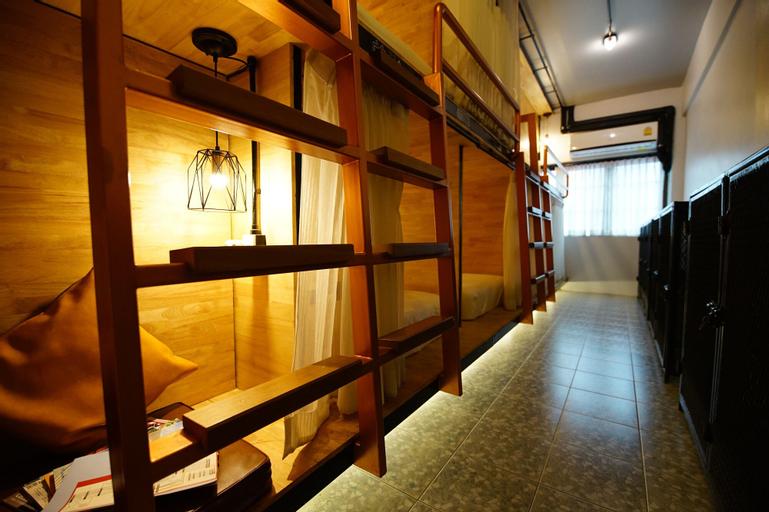 Sleep Owl Hostel, Don Muang