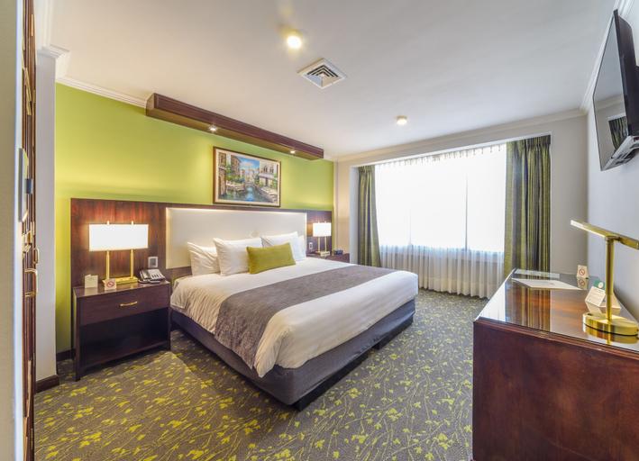 Ritz Apart Hotel, Pedro Domingo Murillo