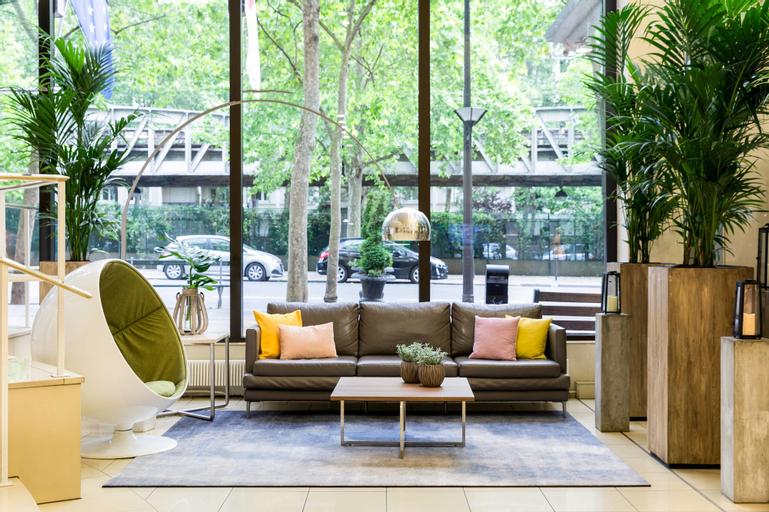 Paris Marriott Rive Gauche Hotel & Conference Center, Paris