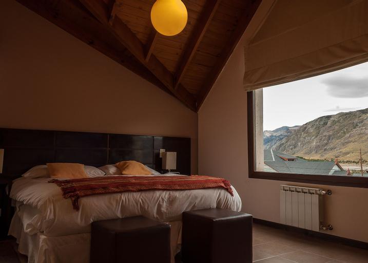 Hotel Poincenot, Lago Argentino
