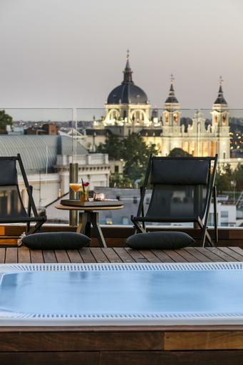 Gran Meliá Palacio de los Duques-Leading Hotels of the World, Madrid