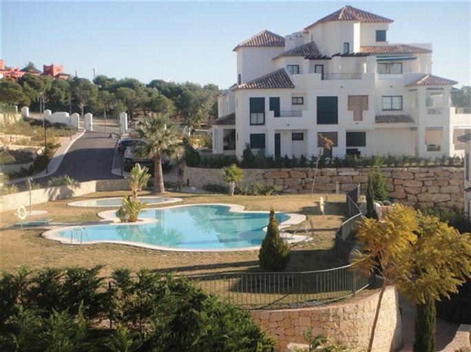 Penthouse Duplex In Sierra Cortina, Alicante
