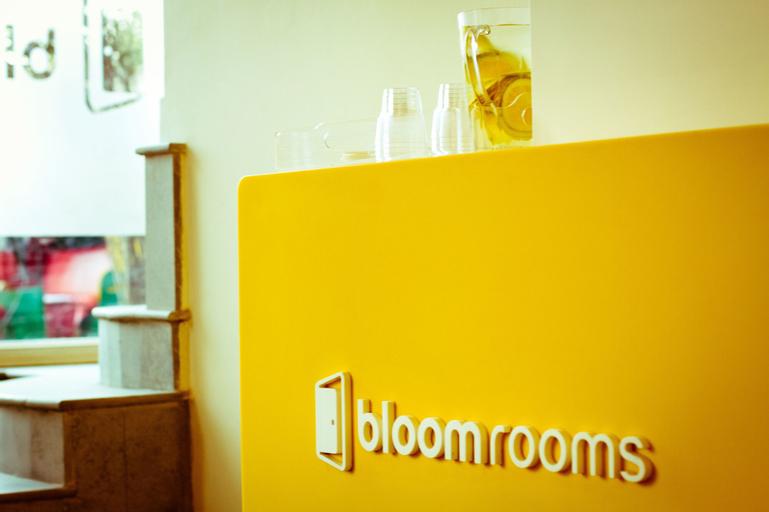 Bloomrooms @ New Delhi Railway Station, West