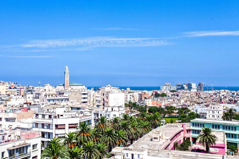 Atlas Almohades Casablanca City Center, Casablanca