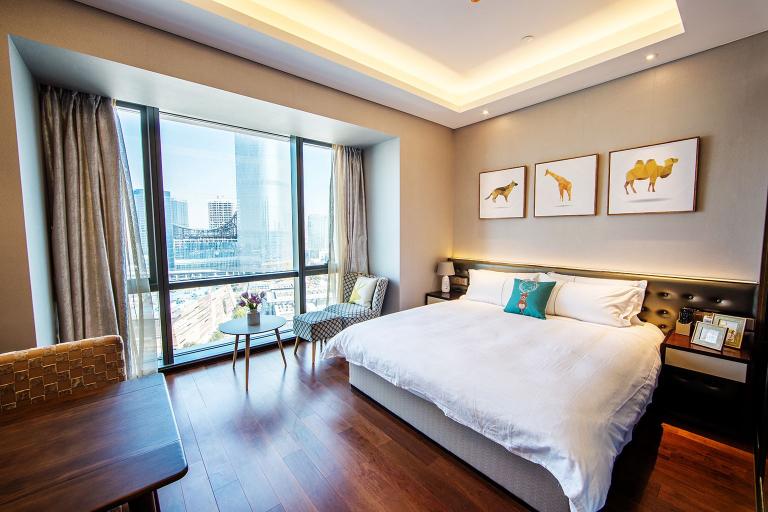 Yousu Hotel&Apt Jinji Lake Suzhou, Suzhou