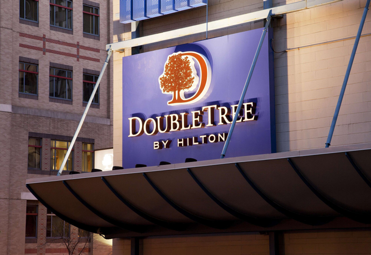 DoubleTree by Hilton Hotel Boston-Downtown, Suffolk