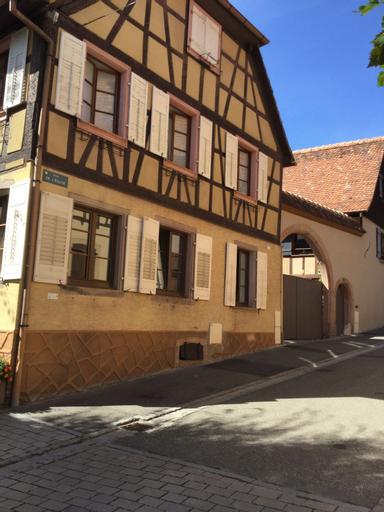 LA GRANGE D'ELISA, Bas-Rhin