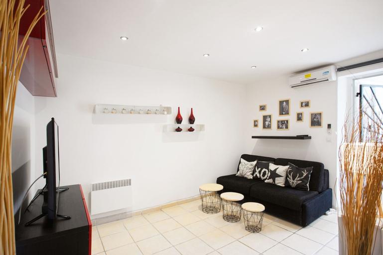Studio Cosy  Climatise 15min Gare, Var